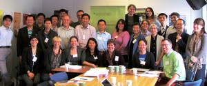 Participants of the Int'l Workshop on Chinese Legal History/Culture/Modernity at Columbia Univ., May 2012, organized by Madeleine Zelin and Li Chen